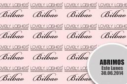 Apertura Lovely Lashes Bilbao