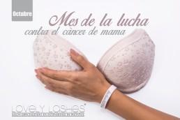 Lovely Lashes contra el cáncer de mama