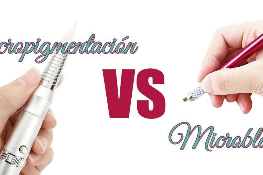Microblading VSMicropigmentación