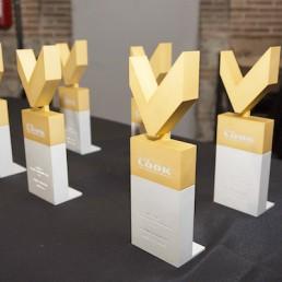 Lovely Lashes en los premios Salón Look