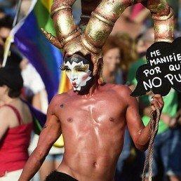 Madrid celebra el World Pride 2017