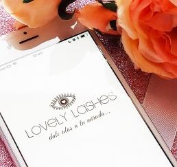 Estrenamos la App de Lovely Lashes