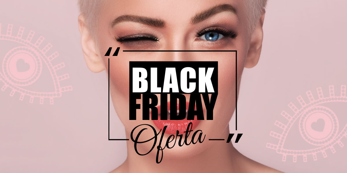 Black Friday de Lovely Lashes